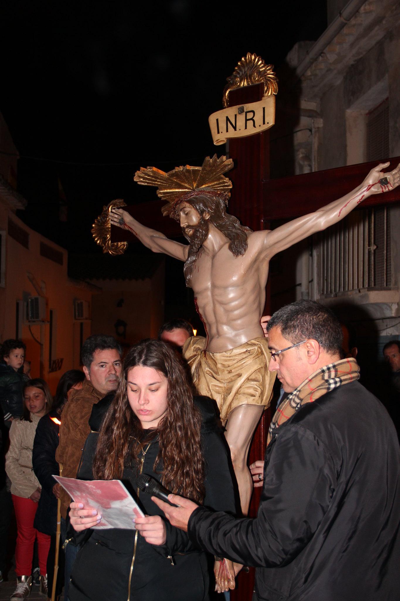 (2016-03-18) - VII Vía Crucis nocturno - Antonio José Verdú Navarro (021)