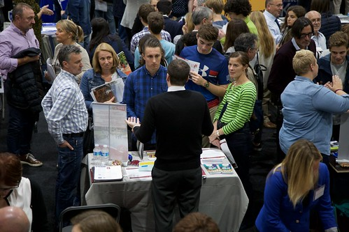 College Fair | by Fulbright Brussels