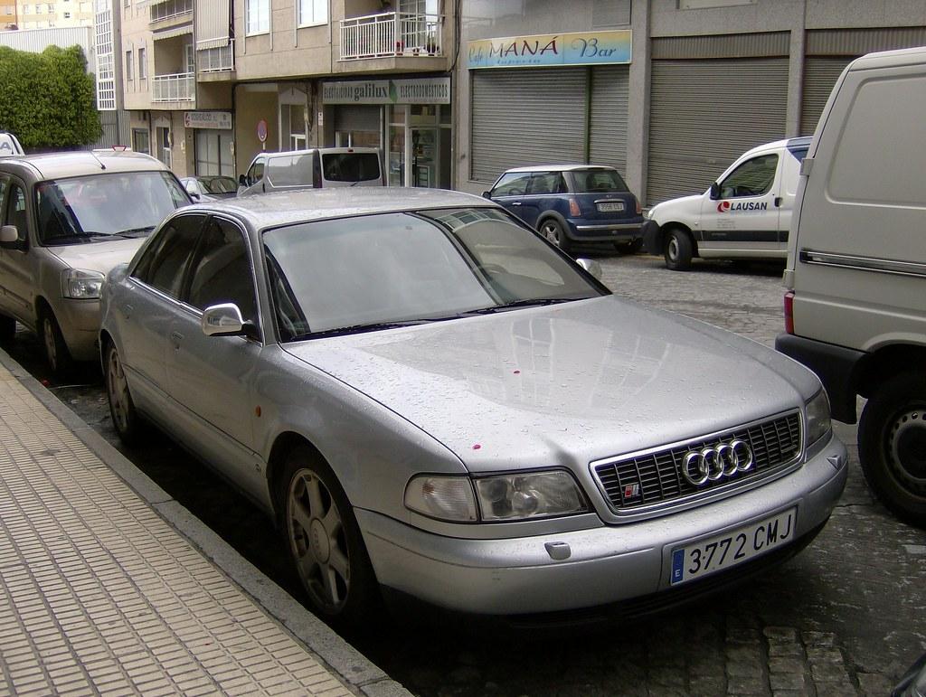 Kekurangan Audi S8 1998 Top Model Tahun Ini