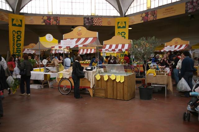 Mercat di Campagna Amica del Circo Massimo