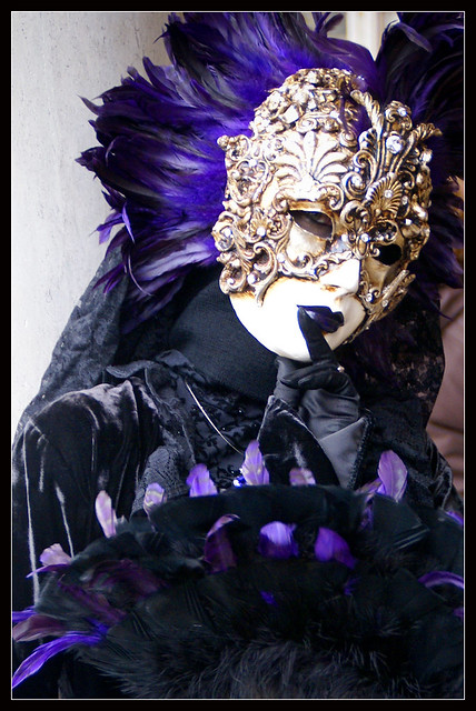 Venice carnival 2011 - Deep purple
