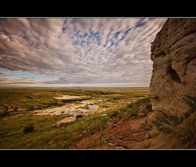 Paint Mines Overlook