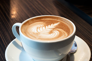 """Coffee from Tapped & Packed 