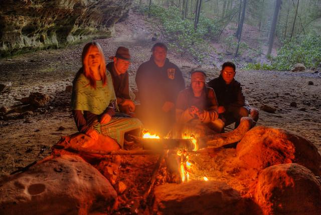 Anasazi Secret (Band) 1, Big South Fork NRRA, Fentress Co, TN