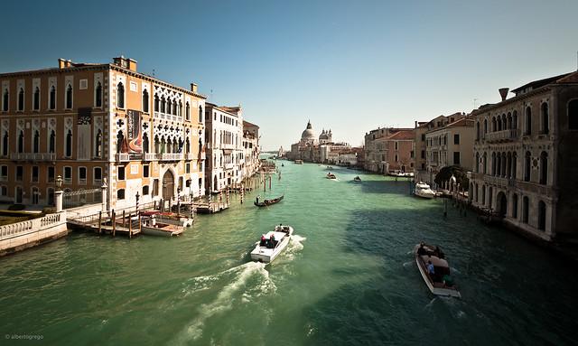 Venice unique and precious