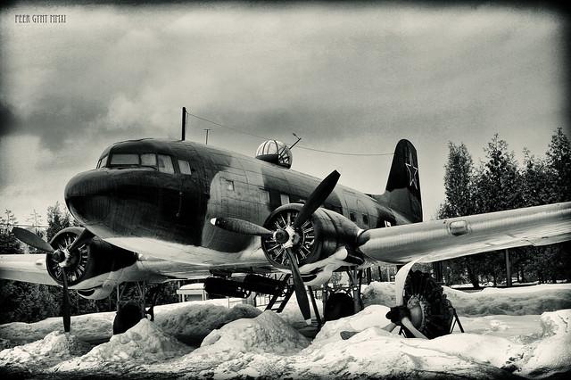 Lisunov Li-2. Ли-2.