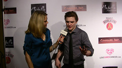 Kyle Gallner at the Premiere of Cougars Inc. IMG_7974