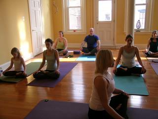 2011 Sun Dog Yoga Fundraiser009 | by Kisses for Kyle