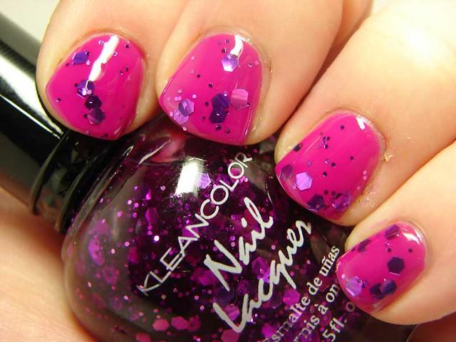 Kleancolor Born To the Purple
