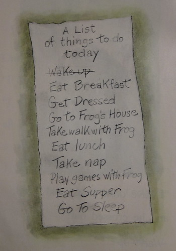 My Ideal To Do List | by eekim