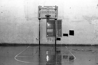 Wet Basketball Court, Nolita | by Shawn Hoke