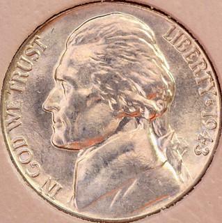 1943 Jefferson Silver war nickel | by kevin dooley