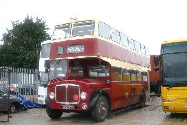 402 KOW910F Southampton City Transport