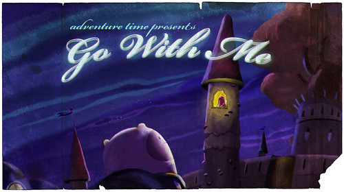 """""""Go With Me"""" Title Card 