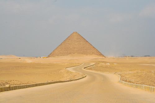 Pyramids, Dashur   by dream4akeem