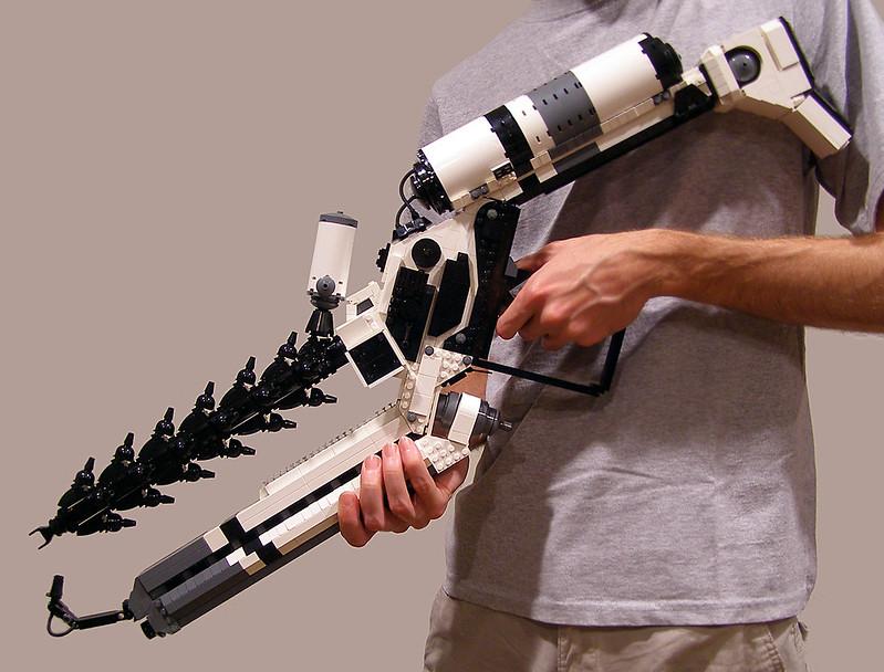 District 9 ARC gun