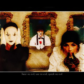 Hear no evil ... | by jinterwas