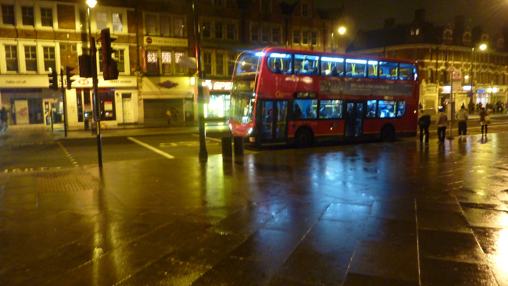 5 Teenagers Arrested After London Bus Attack on Gay Couple Who Refused to Kiss on Demand