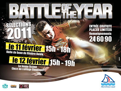 BATTLE OF THE YEAR 2011
