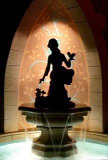 cinderella fountain   by AmyMcHodges
