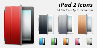 iPad 2 Icons | by Fast_Icon
