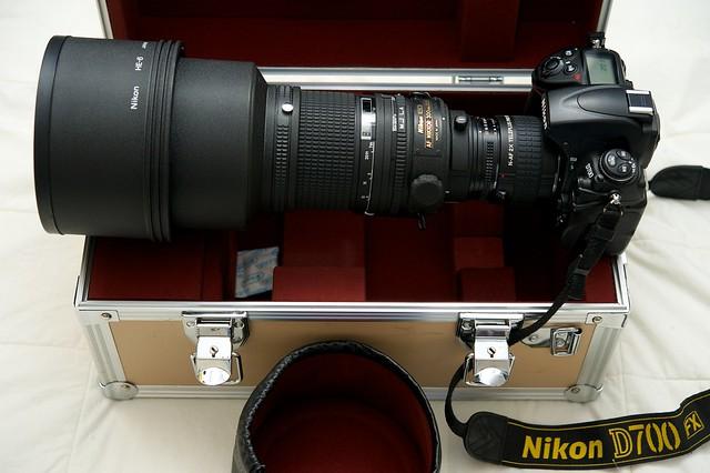 Nikkor 300mm ƒ2.8D