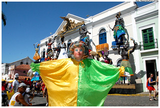 Carnaval 2011   by Prefeitura de Olinda