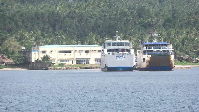 Dapdap port
