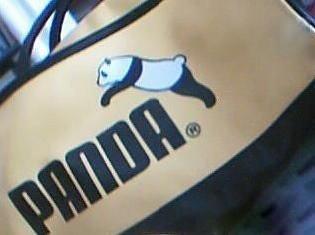 Panda, not Puma   PANDA, a PUMA localized knockoff   Offbeat China ...