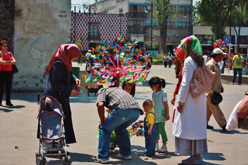 Centro de Coyoacán,Ciudad de México