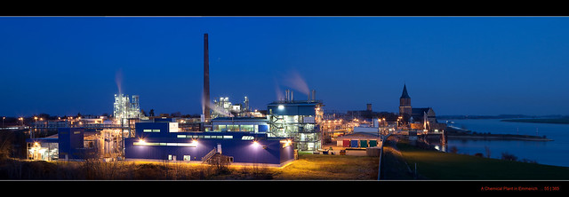 55/365 The chemical plant ....