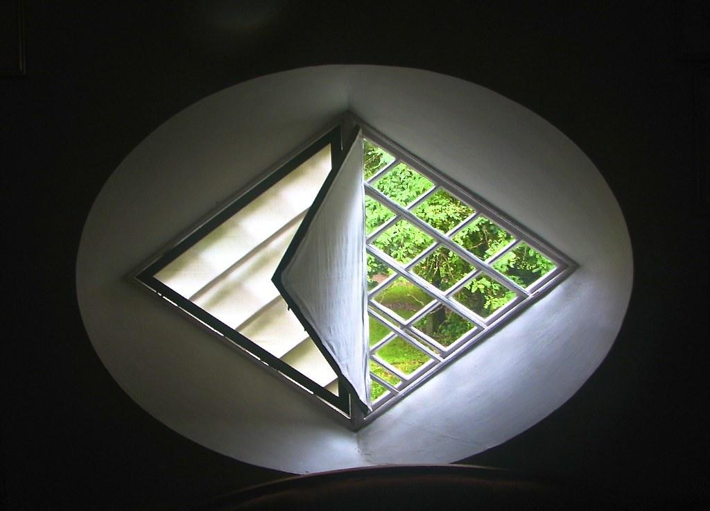 A La Ronde Window