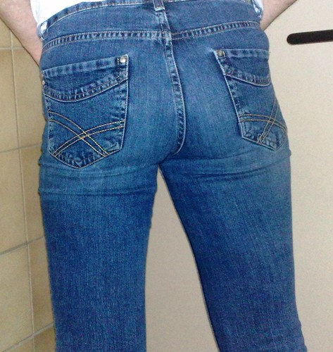Jeans Butt | by Alex-501