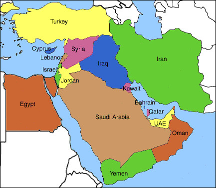 Fox news shows Iraq as Egypt on world map | Posted via email… | Flickr