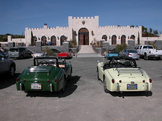 British Car Club Wine Tour 2-2011 163