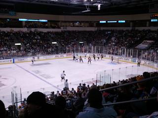 Rapid City Rage vs. Missouri Mavericks | by IAHilltopper