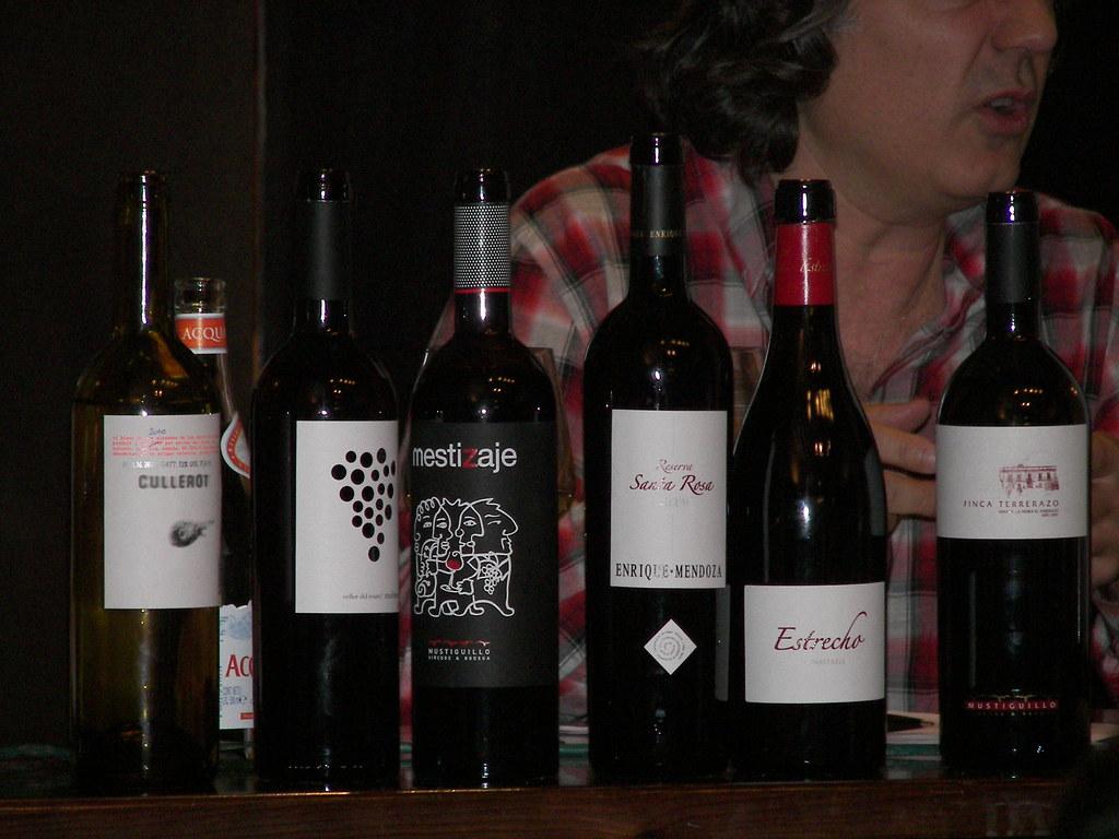 Clase Magistral Vinos del Mediterráneo, la vanguardia de la viticultura - Escuela de Catas Alicante
