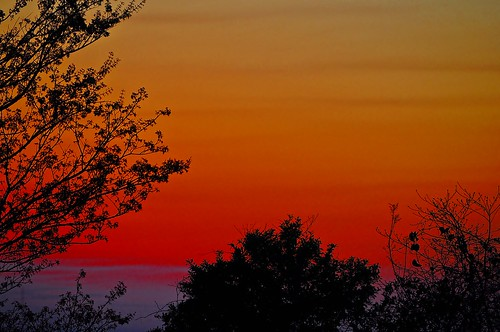 sunset sky usa nature beautiful georgia nikon colorful skies sunsets d5000 photoscape nikond5000 ~jenophotos~