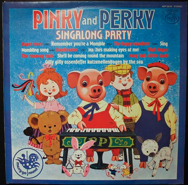 Pinky & Perky's Singalong Party