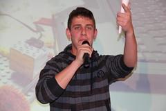 Ceremonia de entrega de premios a escolares y personas emprendedoras que han participado en el concurso de ideas y proyectos empresariales Juan Torres, edición de 2011