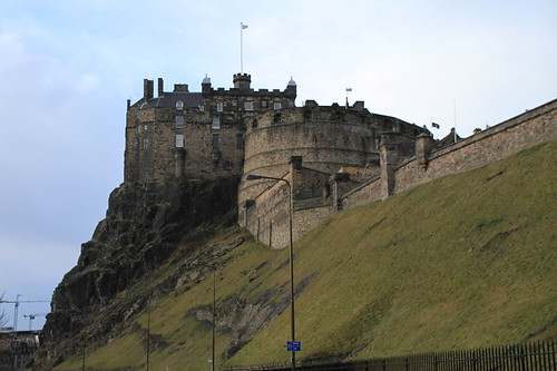 Edinburgh Castle | by aussieontour
