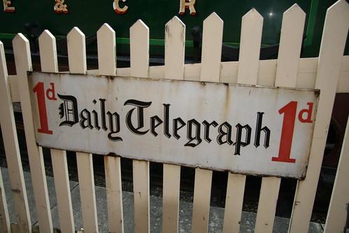 Bluebell Railway 22-10-2010   by Karen Roe