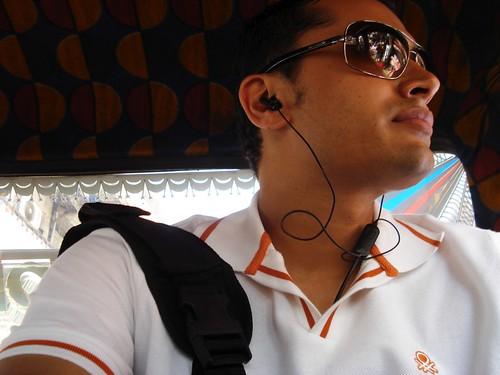 Divi Self Portrait Mumbai Taxi | by DIVIO | photography za