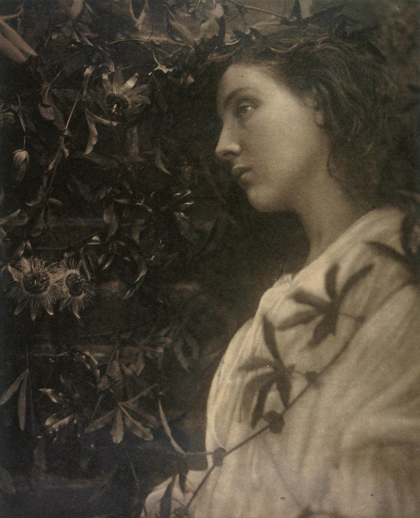 Julia Margaret Cameron - Maud [Mary Hillier], 1875 | Flickr