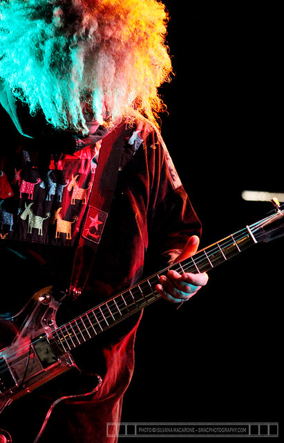 The Melvins - SOUNDWAVE - 26th February 2011-7