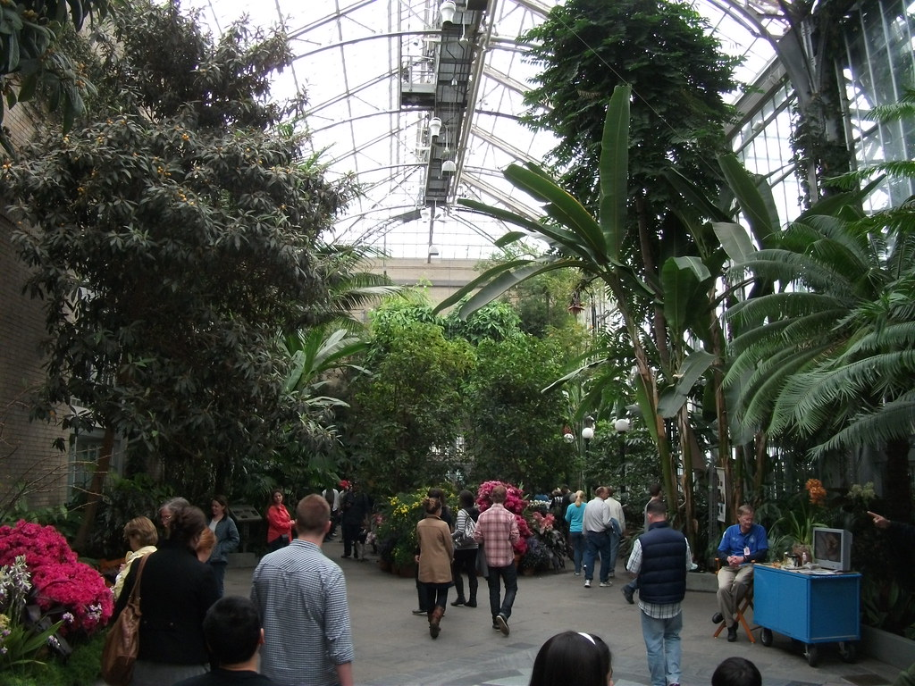 United States Botanical Gardens - Washington, D.C.