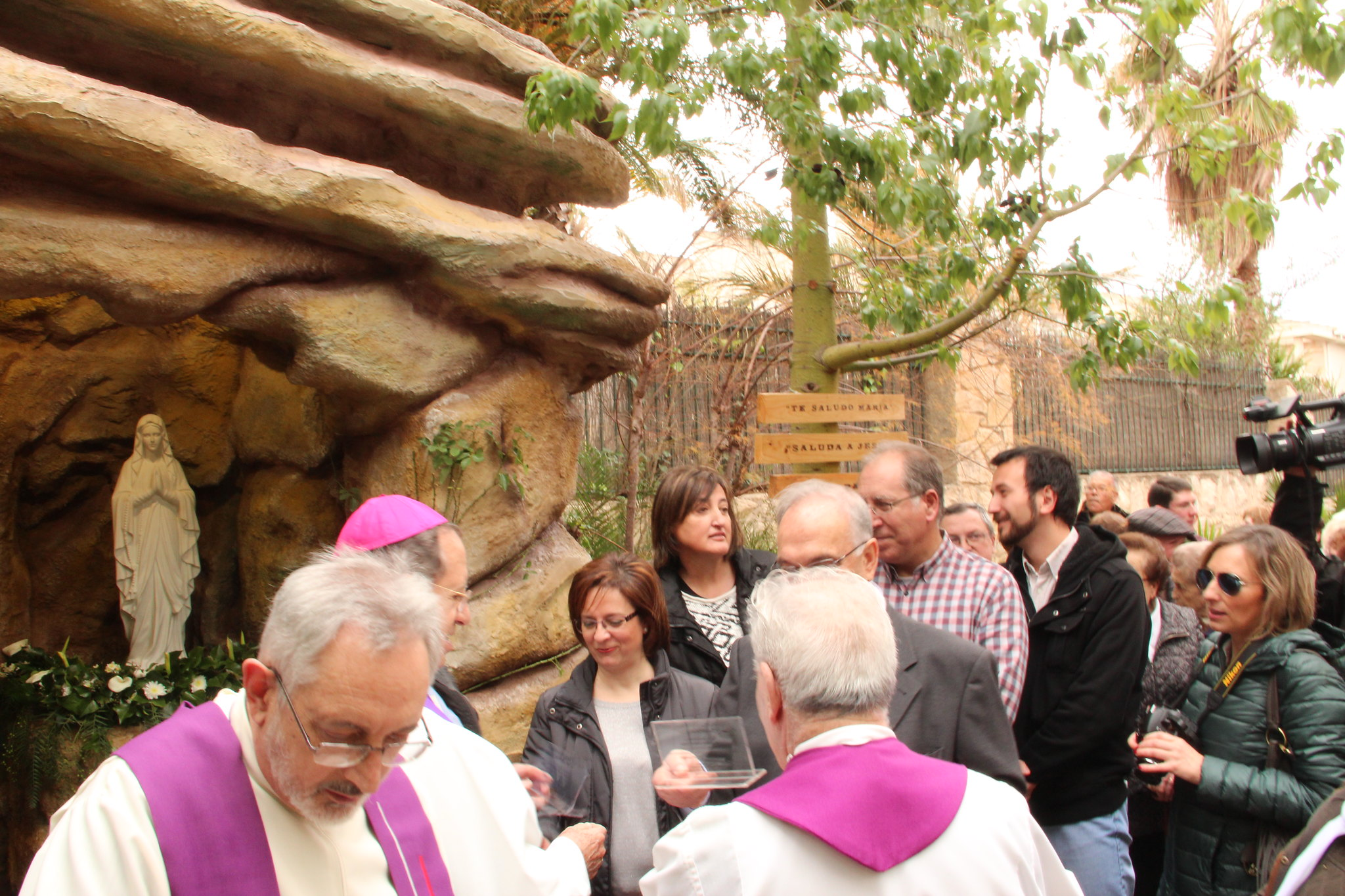 (2016-02-13) - Inauguración Virgen De Lourdes, La Molineta - Archivo La Molineta (084)