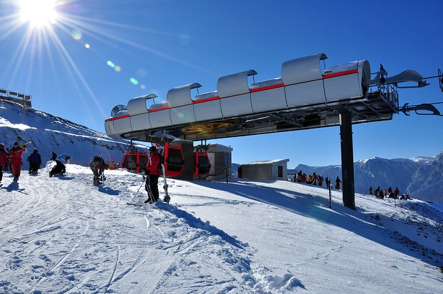 Ski resort Azuga - Telegondola