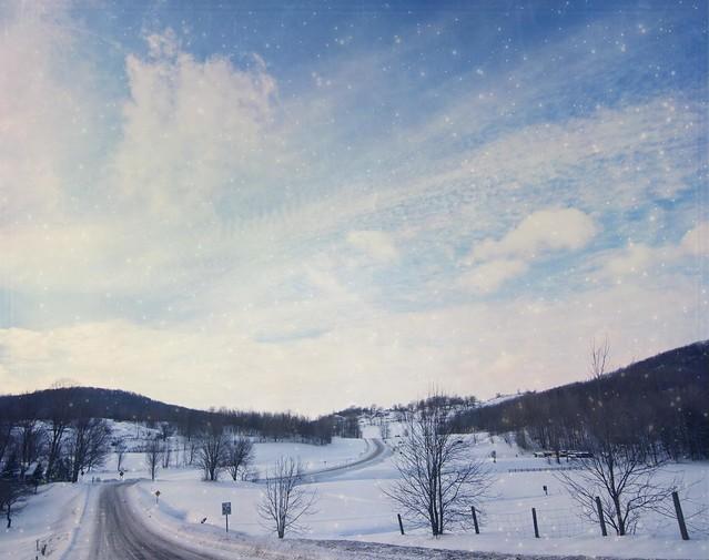 Les collines de Bromont