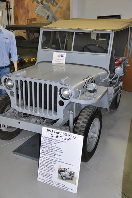 navy jeep